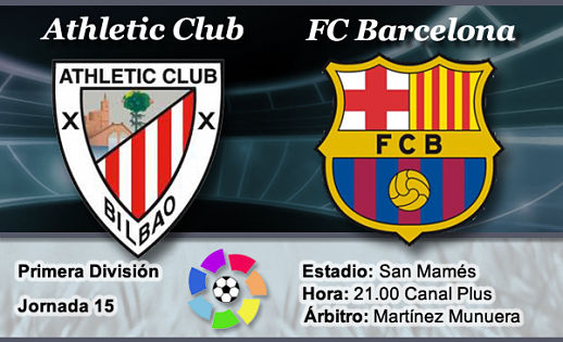 Athletic-FC Barcelona