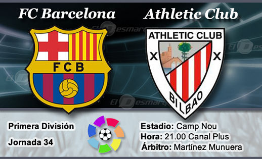 Fc Barcelona-Athletic Club