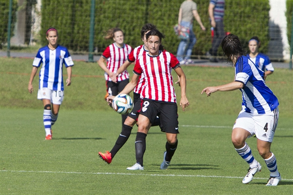 El Athletic es colíder empatado con el Levante (Foto: www.athletic-club.net).