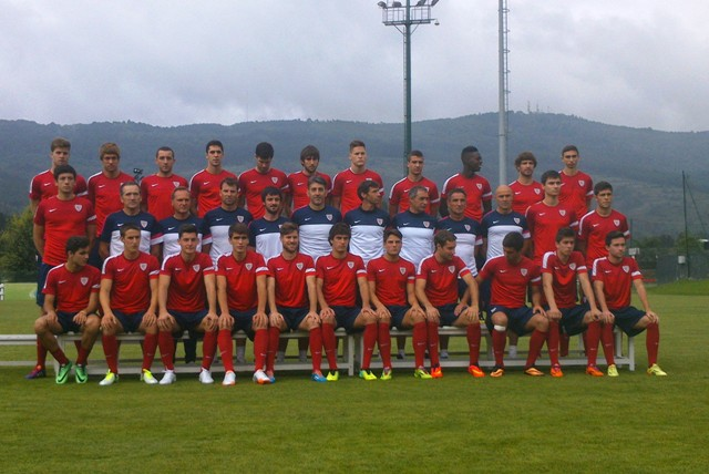 El Bilbao Athletic se ha colocado líder.