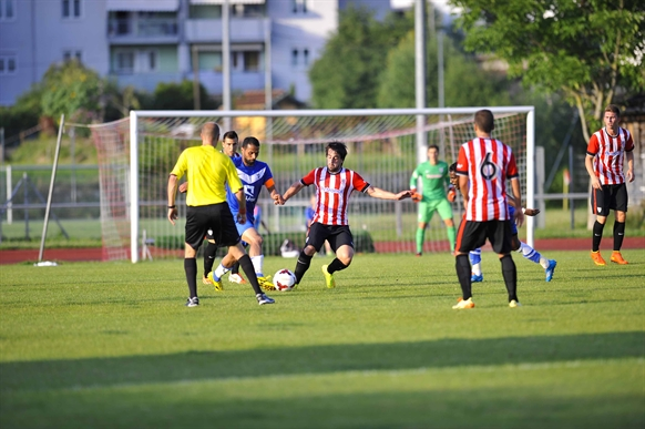 El Athletic juega su segundo amistoso en Austria (Foto:www.athletic-club.net).