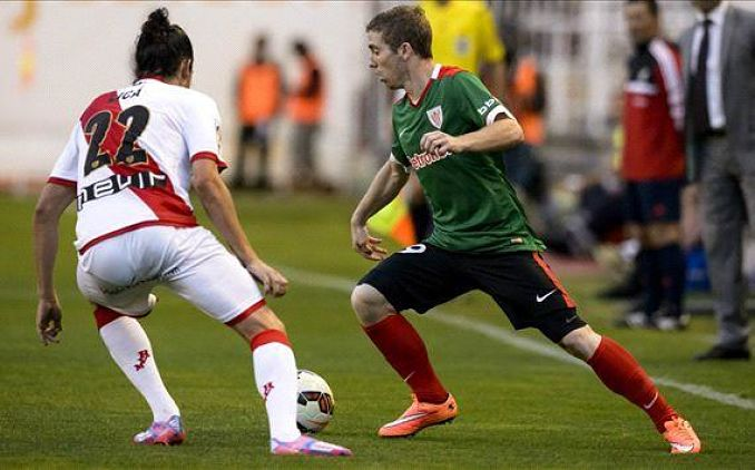 Resumen: RAYO 2-1 ATHLETIC
