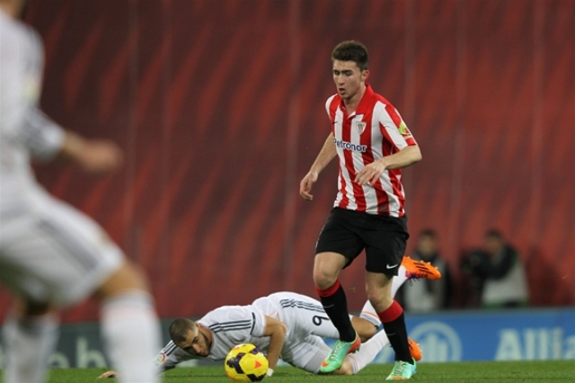 Laporte se ha reivindicado esta temporada en el Athletic.