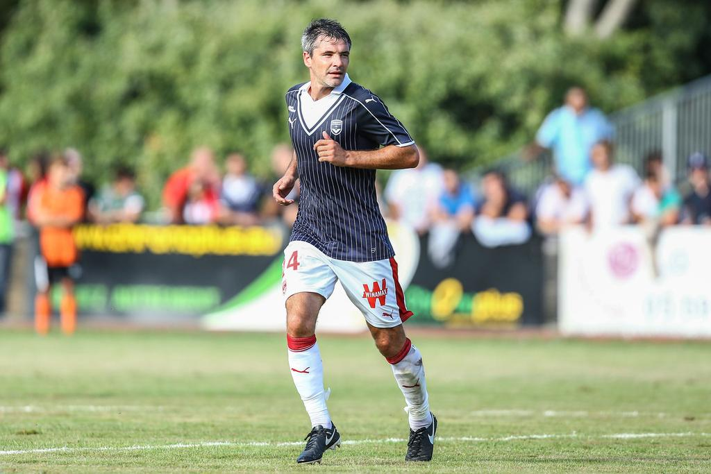 Jérémy Toulalan, excentrocampista del Girondins (Foto: GFC Foot).