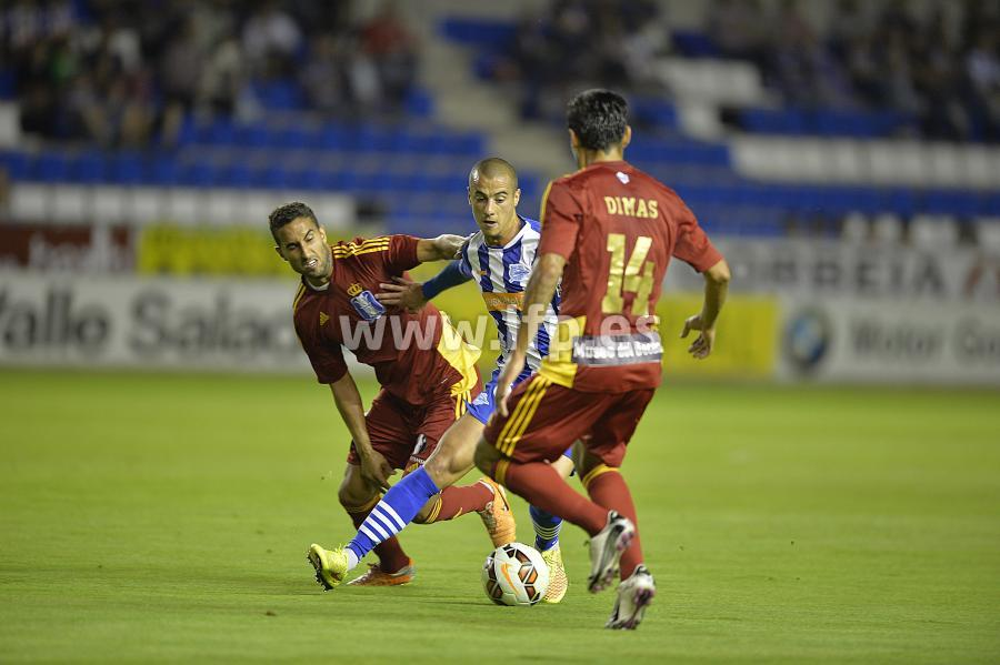 Alavés-Recreativo