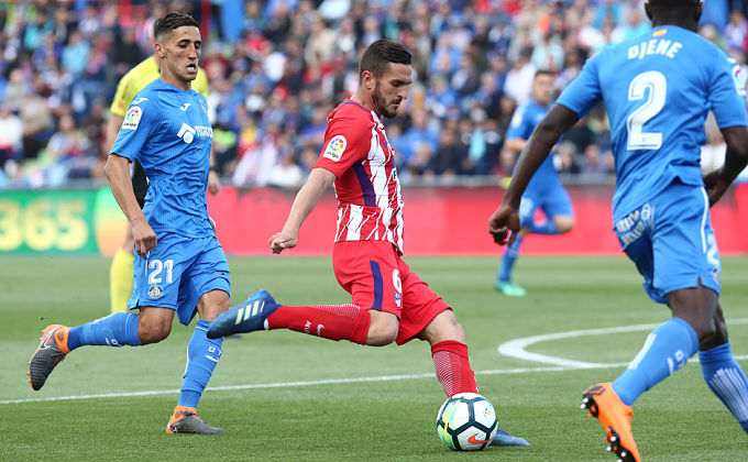 Getafe Atletico Madrid En Vivo Radio