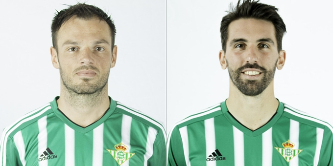 Defensa del Betis: Westermann vs Jordi Figueras