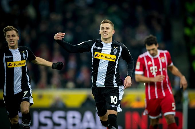 Thorgan Hazard interesa al Valencia CF.