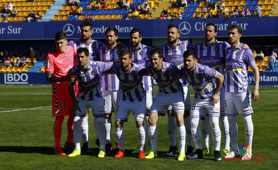 Once inicial del Pucela