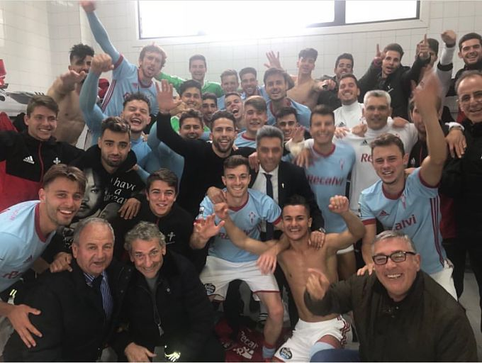 Celta B | Play Off Ascenso Segunda | Sporting B, Villarreal B y ...