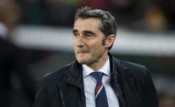 Valverde, con el Athletic.