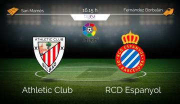 Previa del Athletic-Espanyol.