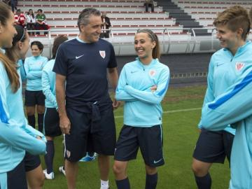 El Athletic femenino inicia la segunda vuelta (Foto: www.athletic-club.eus).