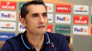 Ernesto Valverde, técnico del Athletic Club.