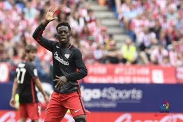 Iñaki Williams marcó al Atlético. FOTO: athletic