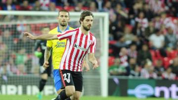 Yeray en acción con el Athletic. (Foto: LFP)
