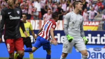 Peor despedida imposible para el Athletic (Foto: LFP).