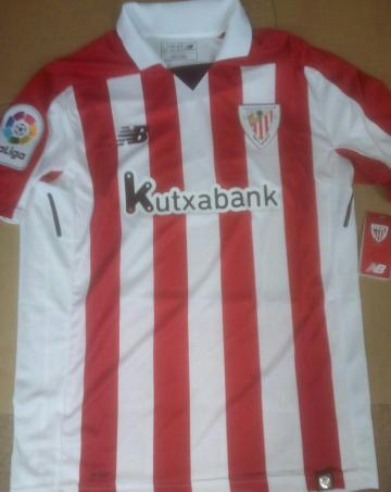 Esta podría ser la nueva camiseta del Athletic (Foto: @AthleticSphera).