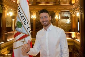 Aduriz, octavo máximo goleador del Athletic (Foto: Athletic Club).