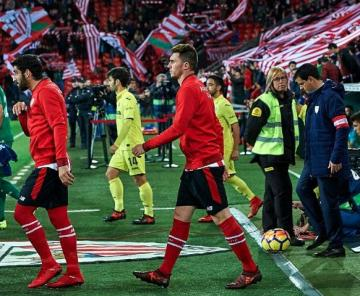 El Athletic Club tiró de casta ante el Villarreal.
