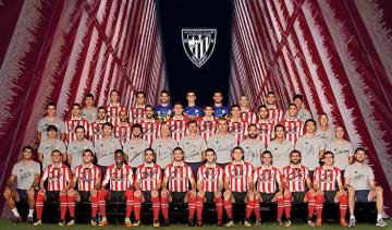La plantilla del Athletic sufrirá cambios la próxima temporada (Foto: Athletic Club).