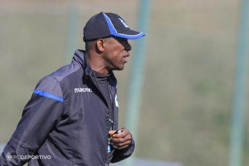 Clarence Seedorf, técnico del Deportivo (Foto: RCD).