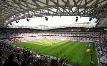 El Allianz Riviera, estadio del Niza.