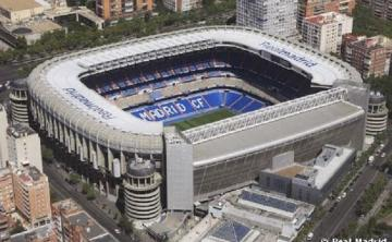 Estadio Santiago Bernabéu. (Foto: Real Madrid).