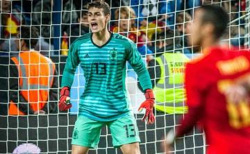 Kepa, actual guardameta del Athletic de Bilbao.