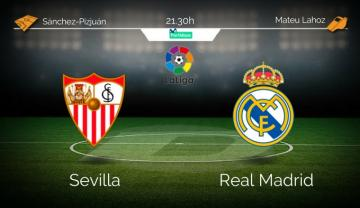 Previa del Sevilla-Real Madrid.