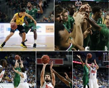 Las claves del Real Madrid-Unicaja.