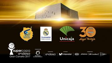 Cartel de la Supercopa 2017.