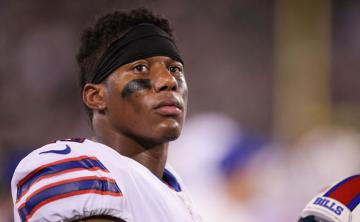 Zay Jones, jugador de los Buffalo Bills.