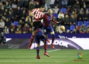 Un lance del Levante-Athletic (Foto: LaLiga).