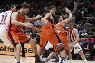 Jornada 23 de la Turkish Airlines Euroleague.