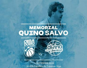 Cartel del Memorial Quino Salvo