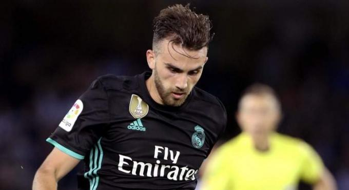 Borja Mayoral, del Real Madrid (EFE).
