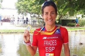 Gurutze Frades ha sido 24ª en Hawaii (Foto: Basque Team).