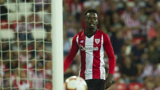 Iñaki Williams no ha entrado en las últimas listas de Luis Enrique.