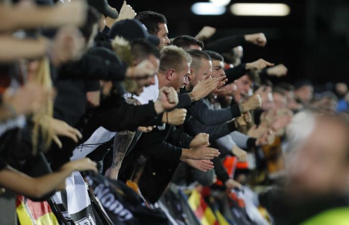 Valencia-Young Boys. (Foto: David González)