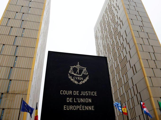 Tribunal Europeo de Bruselas