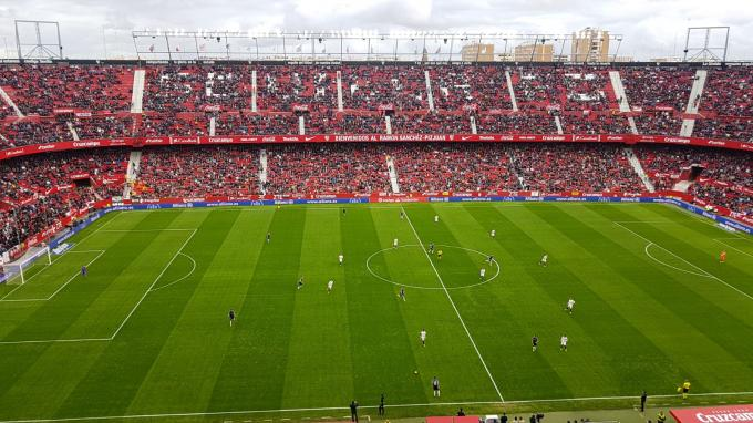El estadio Sánchez Pizjuán no ha sido favorable para los leones (Foto: ElDesmarque).