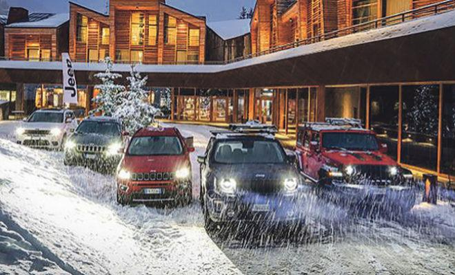 Jeep® Winter Experience.