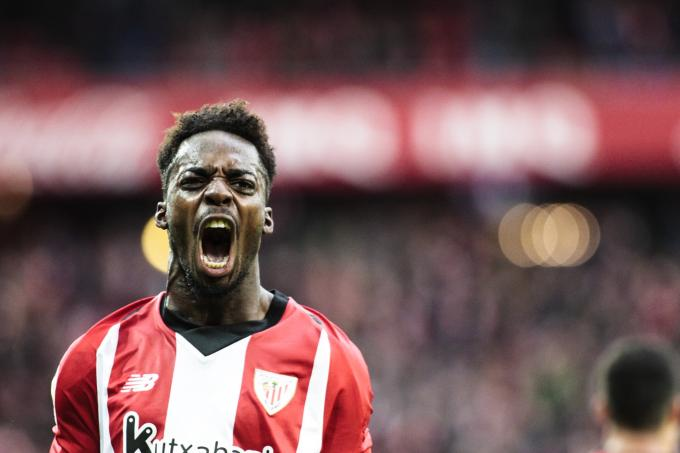Iñaki Williams es incombustible (Foto: Edu del Fresno).