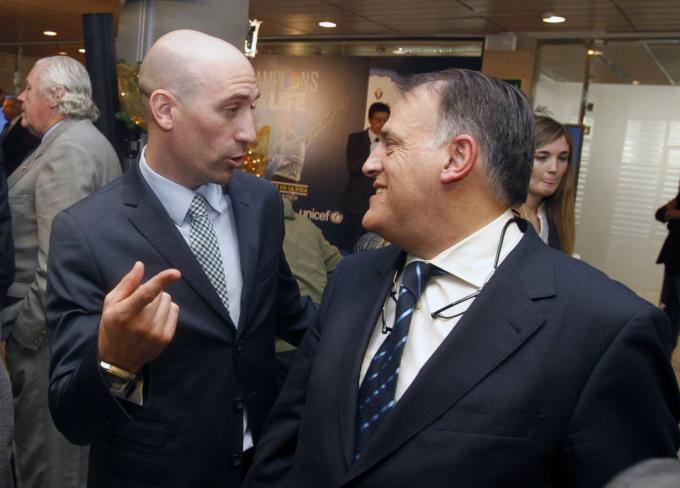Rubiales insiste: