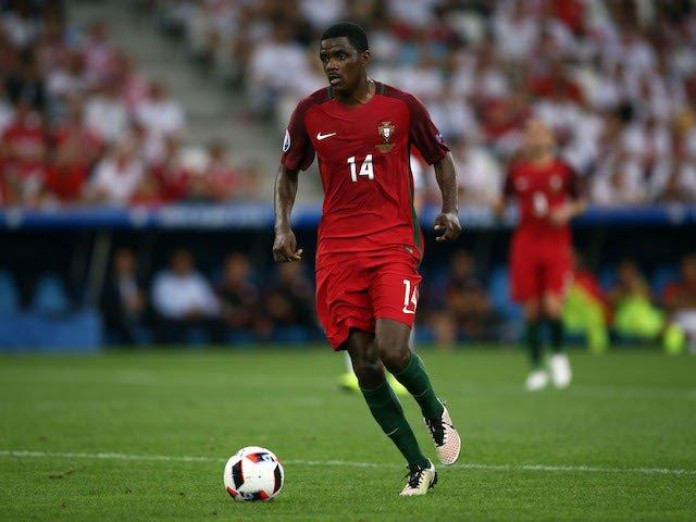 William Carvalho, en un partido con Portugal.