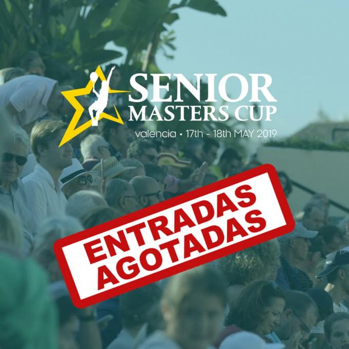 senior masters cup sold out