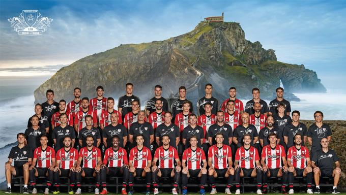 Poster oficial del Athletic de la temporada 2018-2019 (Foto: Athletic Club.