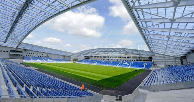 Estadio del Brighton