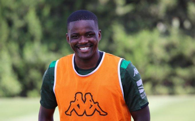 William Carvalho, centrocampista del Betis.